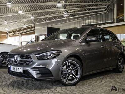 begagnad Mercedes B250 e // AMG & WIDESCREEN //