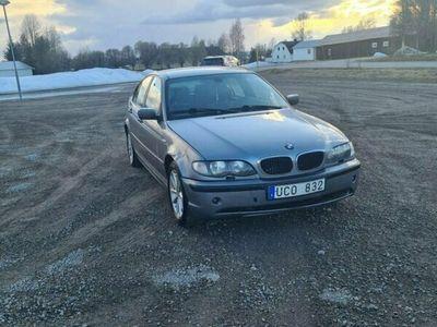 begagnad BMW 318 I LIMOUSINE