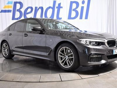 begagnad BMW 520 d xDrive Sedan M-Sport 2. RÄNTA 2020, Sedan 424 500 kr