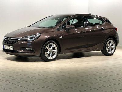 begagnad Opel Astra 5d 1.6 CDTi Business Aut Värmare