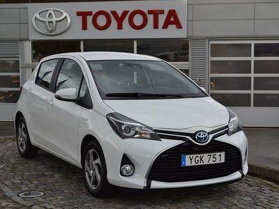 begagnad Toyota Yaris 1,5 Hybrid Active, Aut