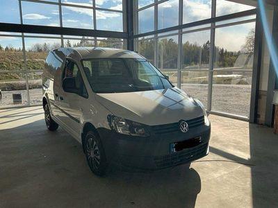 begagnad VW Caddy 2.0TDI/4Motion/drag/moms bil