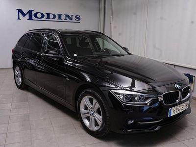 begagnad BMW 320 d xDrive X-Drive Aut Touring Sportline
