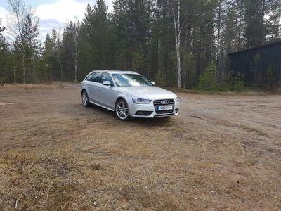 begagnad Audi A4 Avant 2.0 TDI DPF Proline Quattro