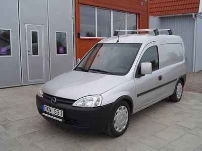 begagnad Opel Combo Van 1.3CDTi Automat Skåp Drag