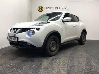 begagnad Nissan Juke DIG-T 115 N-Connecta Holmgrens Edt