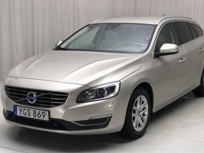 begagnad Volvo V60 T3 (152hk)