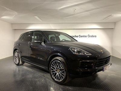 begagnad Porsche Cayenne V6 - Sportavgassystem
