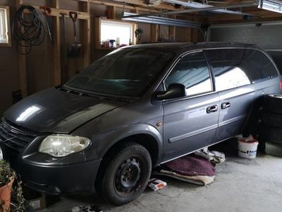begagnad Chrysler Grand Voyager 3.3 Executiv