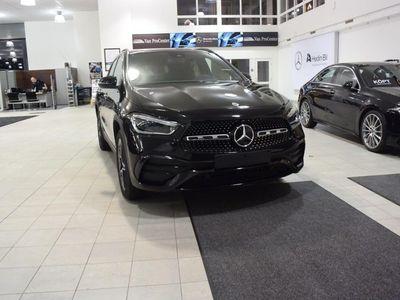 begagnad Mercedes GLA250 e AMG Värmare Demo