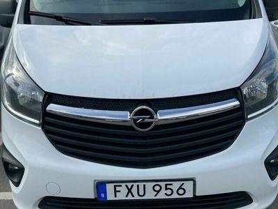 begagnad Opel Vivaro - B