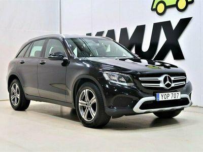 begagnad Mercedes GLC220 d 4M 220d 4MATIC Aut | MOMS | 170hk
