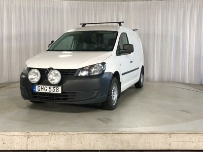 gebraucht VW Caddy Maxi 1.6 TDI Skåp (102hk)