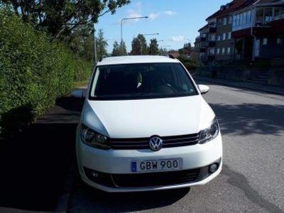 begagnad VW Touran TSI 1.4 7 sits -15
