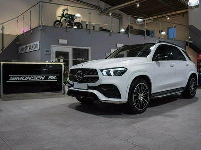 begagnad Mercedes GLE400 D 4MATIC