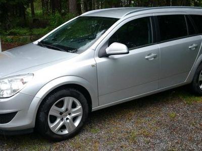 used Opel Astra 6 115hk -10