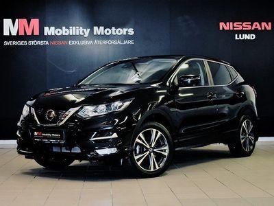 begagnad Nissan Qashqai DIG-T 115 N-Connecta **Låg Skatt**