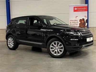 begagnad Land Rover Range Rover evoque TD4 150 HK 4WD / Aut / SE /