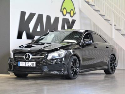 begagnad Mercedes CLA250 | AMG | Pano | Nav