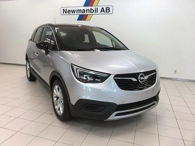 begagnad Opel Crossland X Dynamic 1,2 83hk