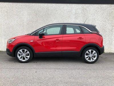 begagnad Opel Crossland X Dynamic 1.2 Turbo 2019, SUV 199 500 kr