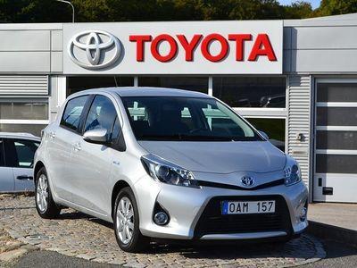 begagnad Toyota Yaris Hybrid 1.5 Active