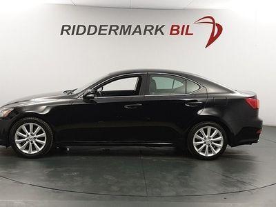 begagnad Lexus IS250 2.5 V6 AUT 208hk SKINN PDC