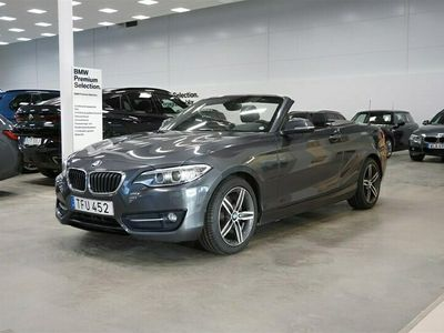 begagnad BMW 220 I