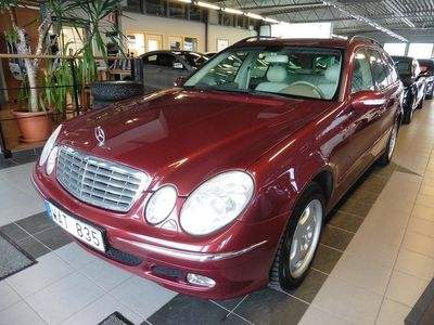 gebraucht Mercedes 320 E-KLASS4-matic Kombi Elegance