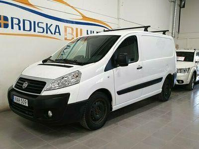 begagnad Fiat Scudo Van 2.0 Multijet 3 sits ,Dragkrock 2014, Transportbil Pris 54 900 kr