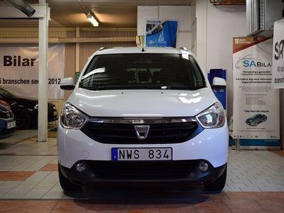 begagnad Dacia Lodgy 1.2 TCe 7-sits 7100 Mil 115hk -14