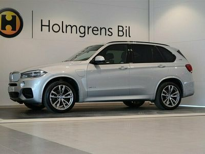 begagnad BMW X5 xDrive40e M-Sport Innovation Panorama (313hk)