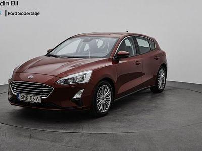 gebraucht Ford Focus TITANIUM LAUNCH EDITION 5-D 6VXL MANUELL