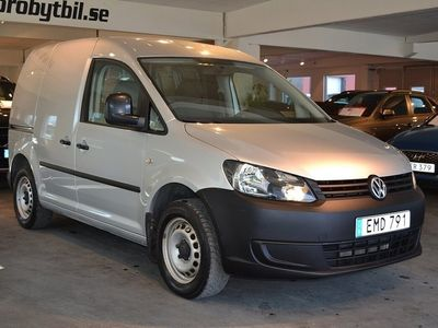 begagnad VW Caddy 1.6 TDI Drag 3900 Mil