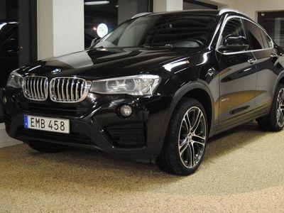 begagnad BMW X3 X4 XDRIVE20D