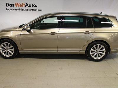 begagnad VW Passat SC TDI190 DSG6 4M G/ExecutivePaket/Drag/P-värmare