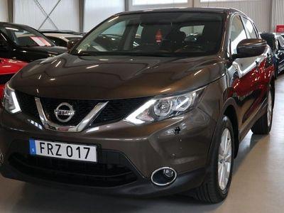 begagnad Nissan Qashqai 1.5 dCi 110hk 2-Ägare