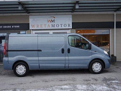 brugt Opel Vivaro Van 2.0 dCi 115hk