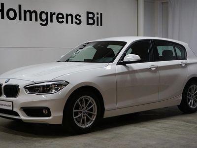begagnad BMW 116 d 5-Dr Advantage LED PDC