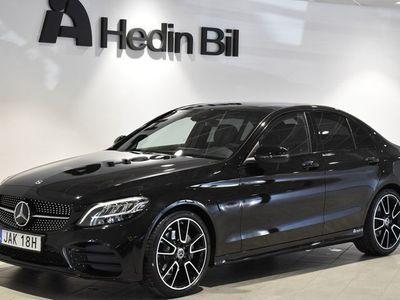 gebraucht Mercedes 220 C-KLASSd // DEMO // Förväntat leveransdatum 2019-08-08