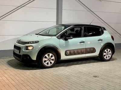 begagnad Citroën C3 1,2 PureTech 110 Hk SHINE