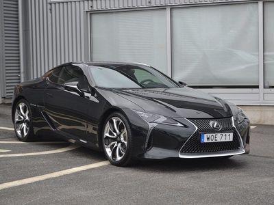 begagnad Lexus LC 500 Sport+ V8 478hk