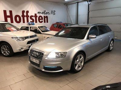 begagnad Audi S6 Avant 5.2 V10 FSI quattro Automat 435hk