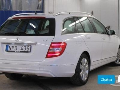 begagnad Mercedes C220 CDI -13