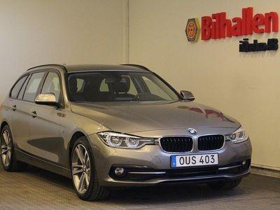 begagnad BMW 320 d Touring LCI *Sport Line *Aut