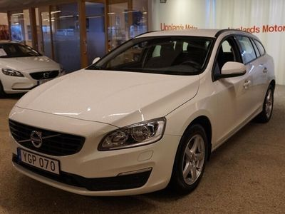 begagnad Volvo V60 T3 Business SELEKT 2017, Kombi 189 000 kr