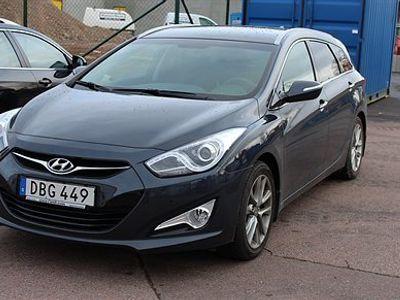 begagnad Hyundai i40 Comfort Plus