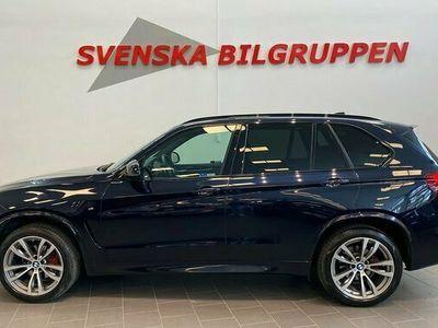 begagnad BMW X5 xDrive30d M Sport 7-sits Aut 2017, SUV Pris 389 900 kr