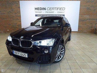 begagnad BMW X4 xDrive20d Steptronic, 190hk, 2016/Vin -16