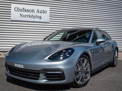 begagnad Porsche Panamera 4 Sport Turismo PDK